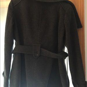 Cole Haan grey coat